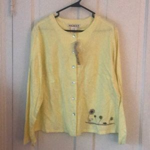 AMI Sweater Sz XL